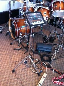Keytar Electronics