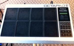 Roland OctaPad II PAD-80