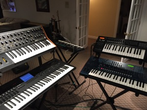 Created on a Yamaha Motif XF6, Moog Sub 37, Ploytec PL2 and Korg MS2000
