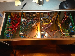 Inside the PAiA 9700 FracRak